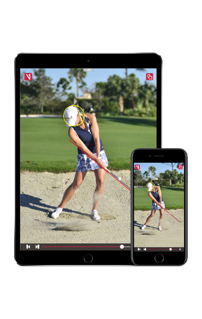 online golf instruction